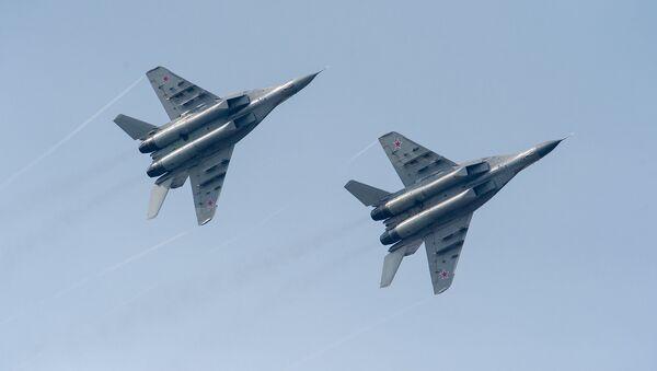 Авиашоу на военном аэродроме Эребуни - Sputnik Армения