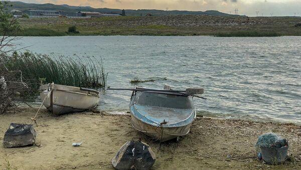 Побережье озера Севан - Sputnik Արմենիա