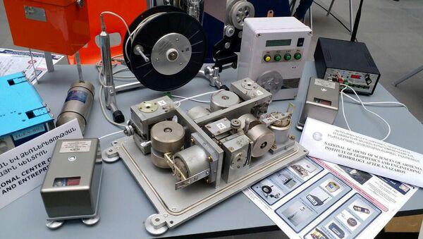 Приборы, созданные в Институте геофизики и инженерной сейсмологии (ИГИС), г. Гюмри - Sputnik Армения