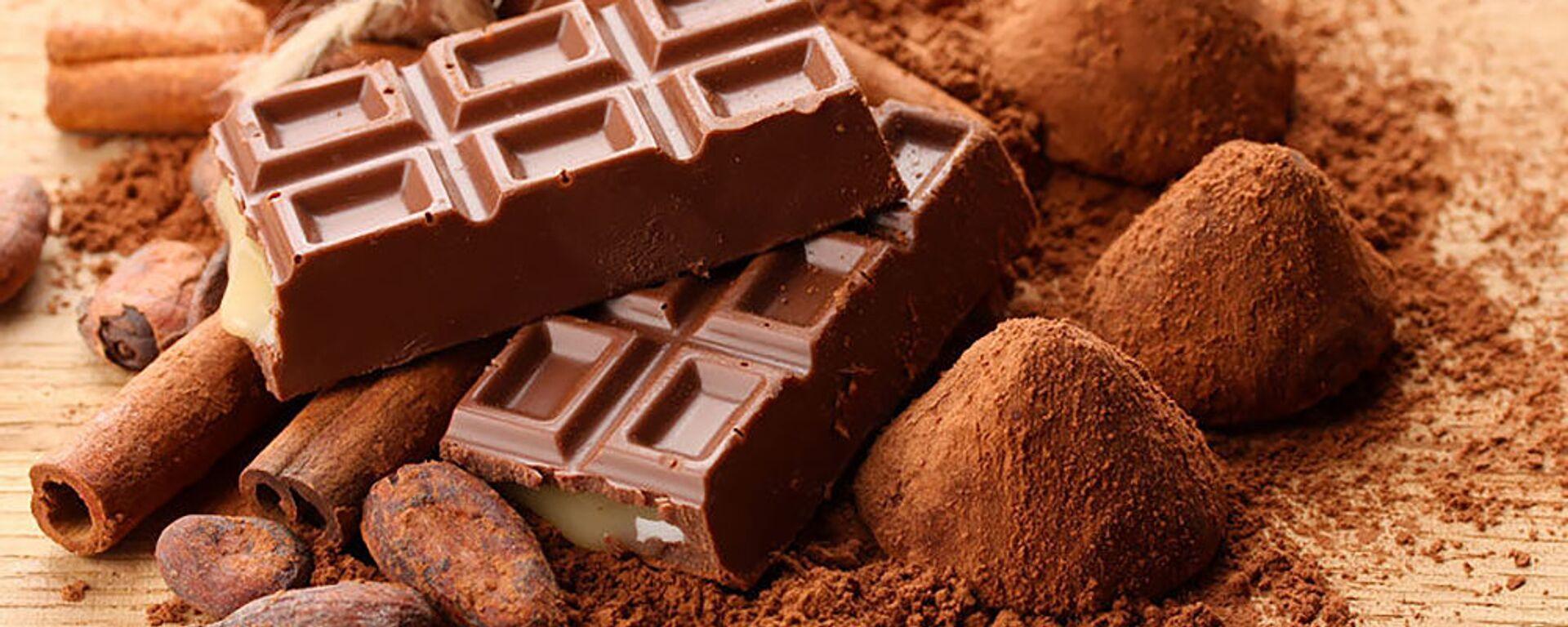 Շոկոլադ - Sputnik Արմենիա, 1920, 20.09.2021