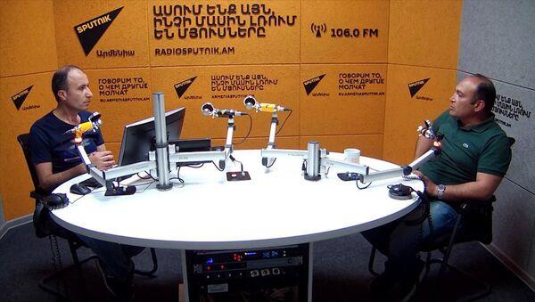 Sputnik զրույց - Էդուարդ Սարիբեկյան - Sputnik Արմենիա
