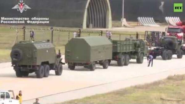 Доставка в Турцию зенитно-ракетных систем С-400 из России - Sputnik Армения