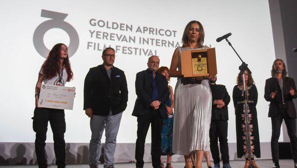 Закрытие международного фестиваля «Золотой абрикос» - Sputnik Армения
