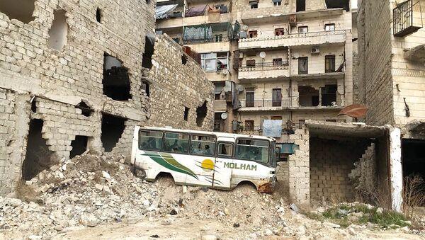 Жизнь в городе Алеппо - Sputnik Армения