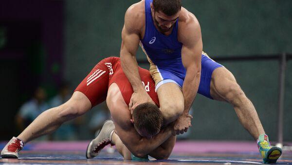 Вольная борьба. Мужчины - Sputnik Армения
