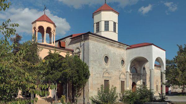 Եվպատորիայի Սուրբ Նիկողայոս հայկական եկեղեցին - Sputnik Արմենիա