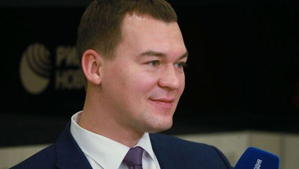 Михаил Дегтярев - Sputnik Армения