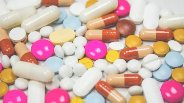 Антибиотики, лекарства - Sputnik Արմենիա
