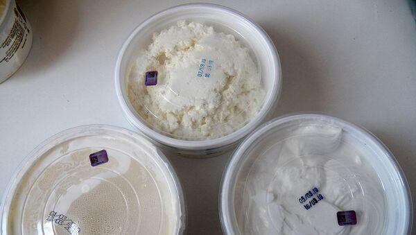 Молочные продукты армянского производства - Sputnik Армения