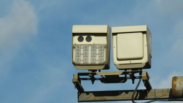 Радарная камера фиксации нарушений правил дорожного движения Стрелка. - Sputnik Արմենիա