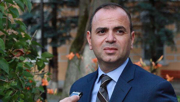 Главный комиссар по делам диаспоры Заре Синанян во время интервью агентству Sputnik - Sputnik Արմենիա