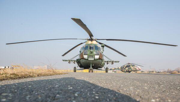 Вертолет ВВС Армении - Sputnik Армения