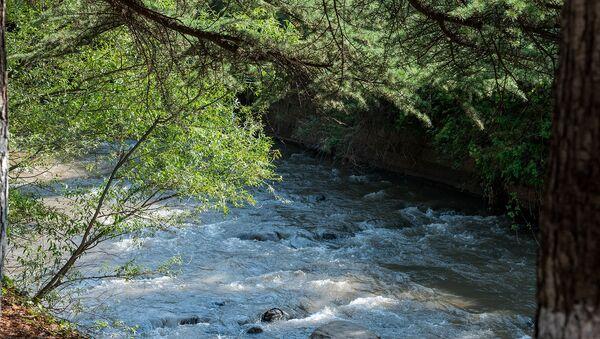 Река Агстев, Иджеван - Sputnik Արմենիա