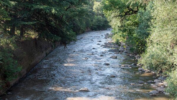 Река Агстев, Иджеван - Sputnik Армения