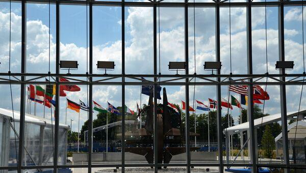 Штаб-квартира НАТО в Брюсселе. - Sputnik Армения