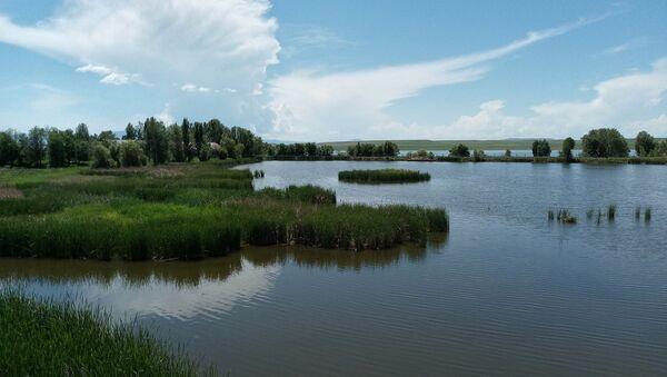 Ахурянское водохранилище - Sputnik Արմենիա