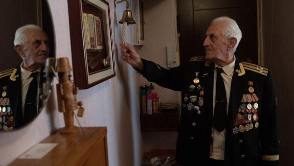 Капитан первого ранга Вреж Оганесян - Sputnik Армения