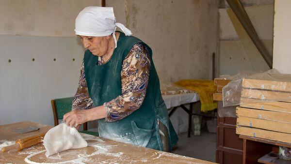 Пекарня семьи Ованнисян в Ашоцке - Sputnik Արմենիա