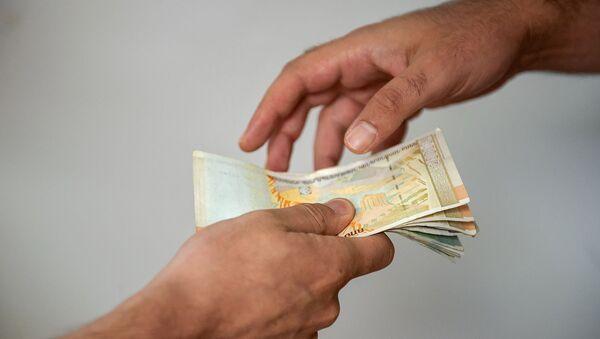 Передача денег - Sputnik Армения
