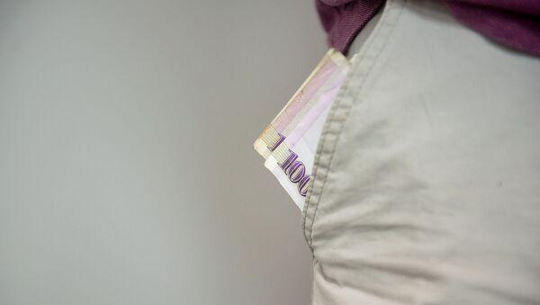 Деньги в кармане - Sputnik Արմենիա