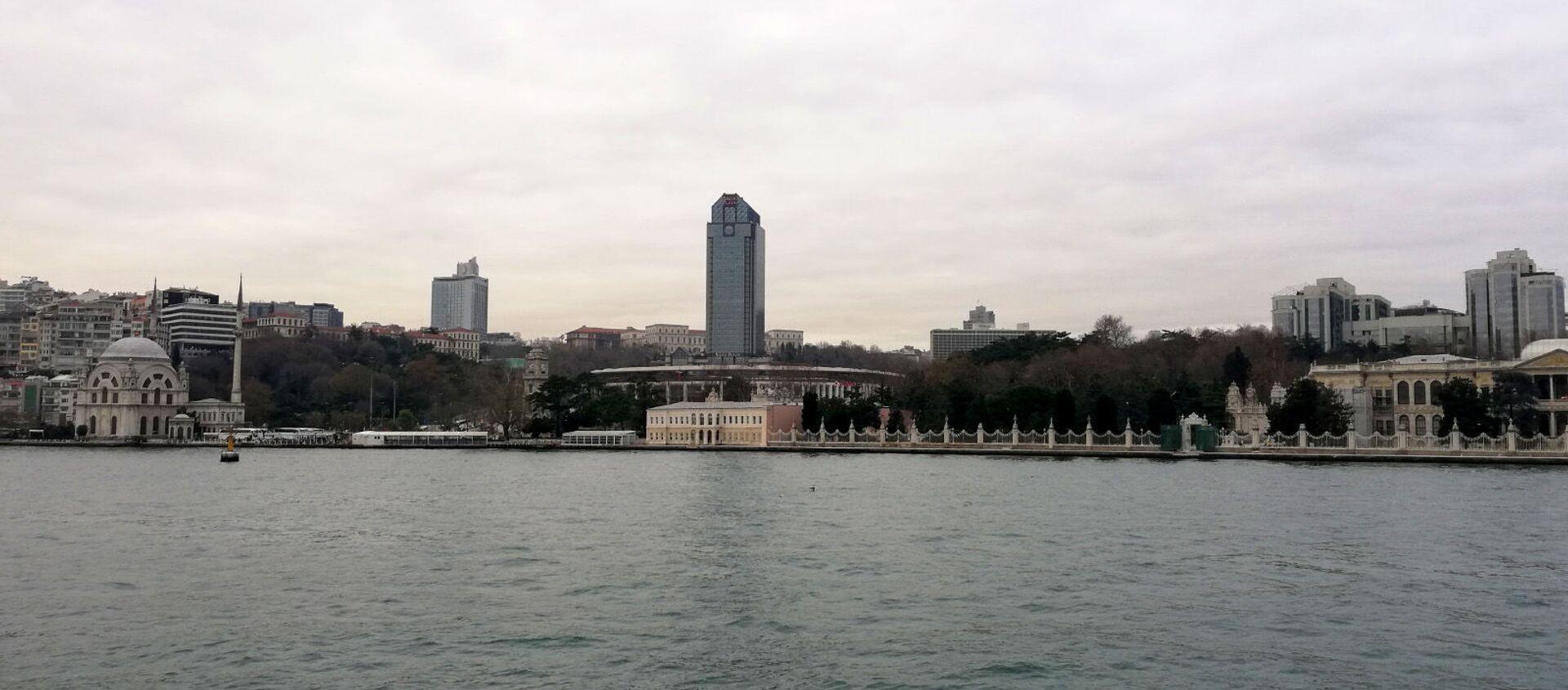 Стамбул - Sputnik Արմենիա, 1920, 19.04.2021