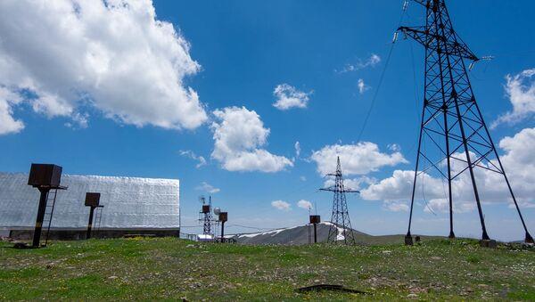 Станция Арагац Ереванского физического института - Sputnik Արմենիա