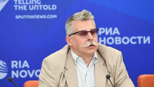 Старший научный сотрудник Центра военной истории Института российской истории Сергей Нелипович - Sputnik Армения