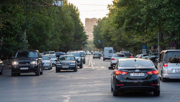 Проспект Саят-Нова - Sputnik Армения