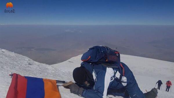 Восхождение на гору Арарат - Sputnik Армения