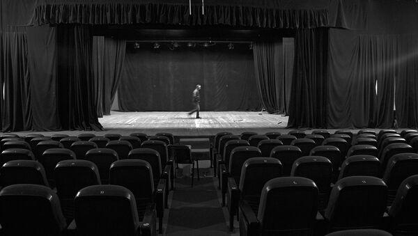 Театр Амазгаин - Sputnik Արմենիա