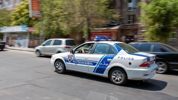 ՀՀ ոստիկանություն - Sputnik Արմենիա