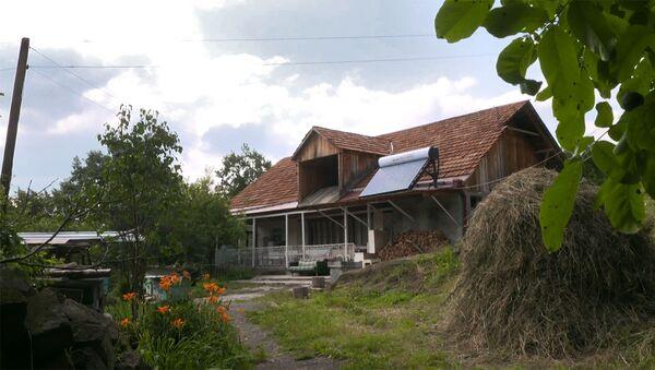 Дом Гранта Матевосяна в селе Агнидзор - Sputnik Արմենիա