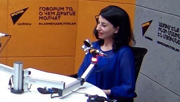 Светлана Григорян - Sputnik Արմենիա
