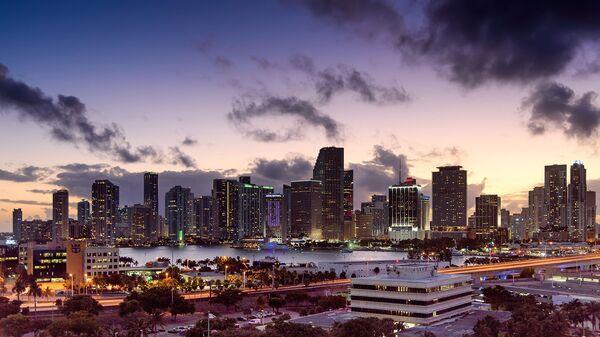 Панорама города Майами - Sputnik Արմենիա