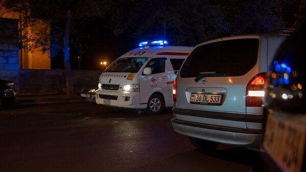 Автомобиль скорой помощи - Sputnik Армения