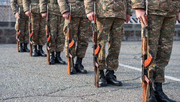 Армянская армия - Sputnik Армения