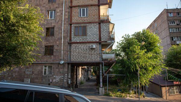 Жилое здание на улице Молдовакан - Sputnik Արմենիա