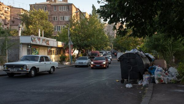 Улица Молдовакан - Sputnik Արմենիա