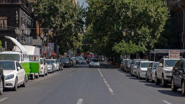 Улица Абовяна - Sputnik Արմենիա