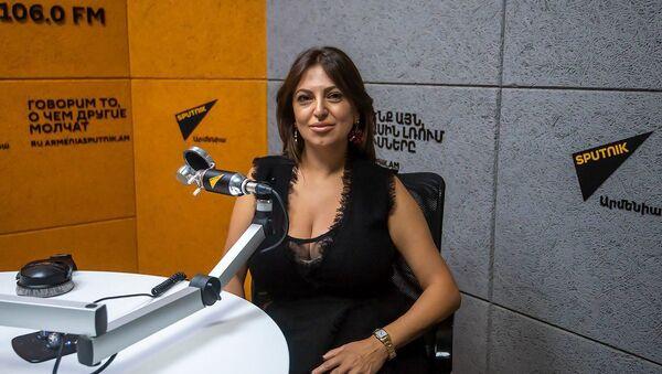 ԱրտԲոքս - Կարինա Ֆլորես - Sputnik Արմենիա