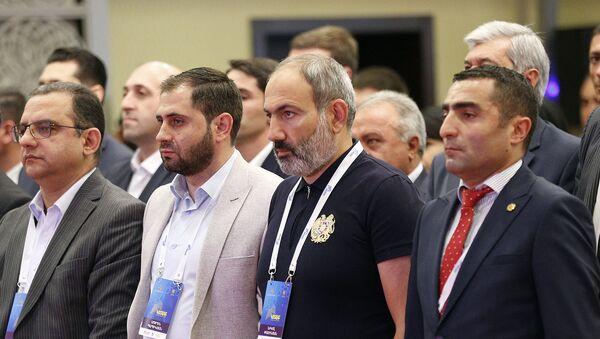 Форум инвестиционных бизнес-программ «Мой шаг во имя Котайкской области» в Цахкадзоре  - Sputnik Արմենիա