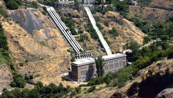 Севано-Разданский каскад ГЭС - Sputnik Армения
