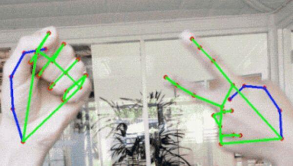 Отслеживание рук в реальном времени с помощью MediaPipe - Sputnik Արմենիա