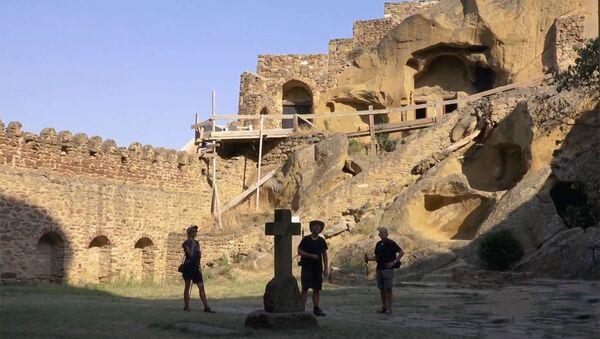 Ситуация в Давид-Гареджи: почему туристы возвращаются разочарованными? - Sputnik Армения
