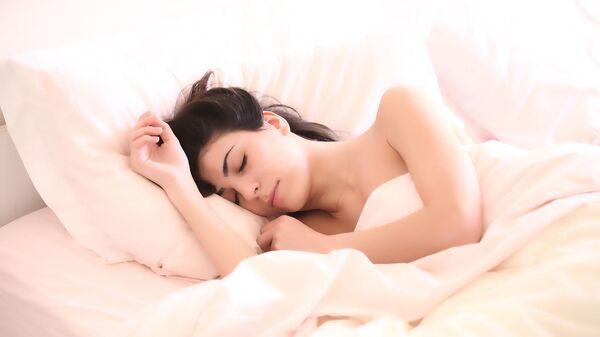 Спящая девушка - Sputnik Արմենիա