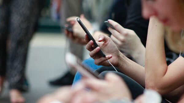 Мобильный телефон - Sputnik Армения