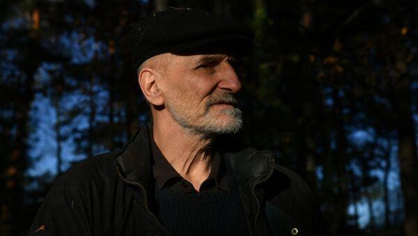 Рок-музыкант и актер Петр Мамонов. - Sputnik Армения