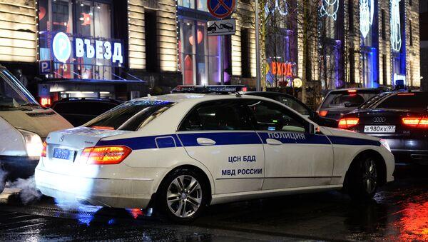 Автомобиль полиции - Sputnik Армения