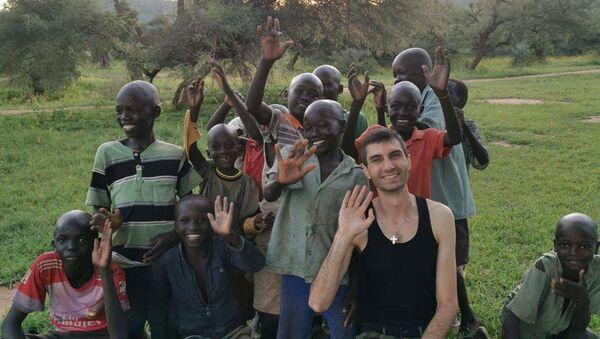 Армен Мкртчян в Судане  - Sputnik Արմենիա
