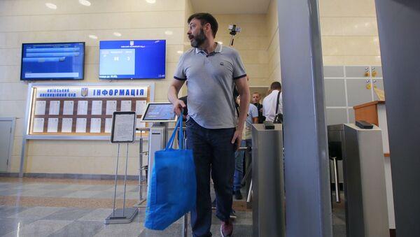 Суд отпустил Кирилла Вышинского - Sputnik Армения